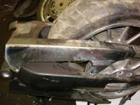 Защита ремня Yamaha XV1900 XV 1900 2006 г.